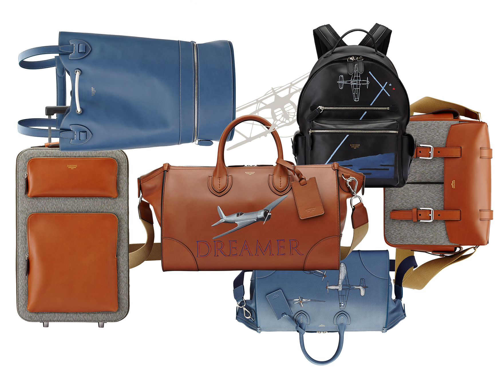 Bertoni 1949 and the American Dream
