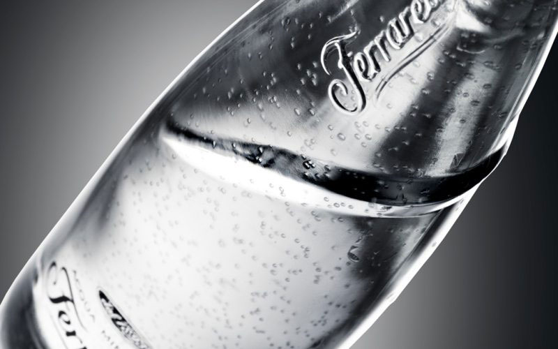 Ferrarelle - Innovative design for premier water brand.