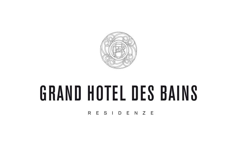 Hangar Design Group signed the new brand identity of Grand Hotel Des Bains