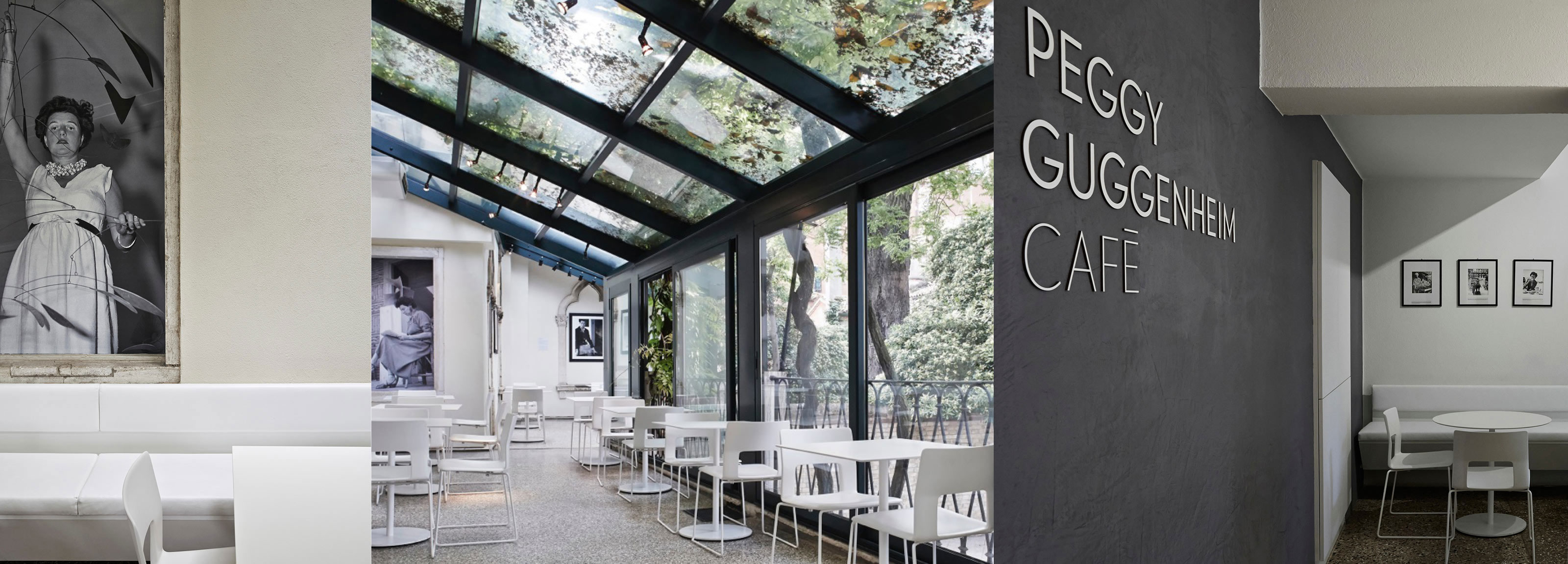 Peggy Guggenheim Collection - Peggy Guggenheim Collection<br>Museum Café