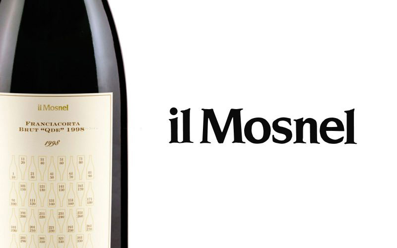 Il Mosnel - Winning label design enchants the jury of Franciacorta producer.