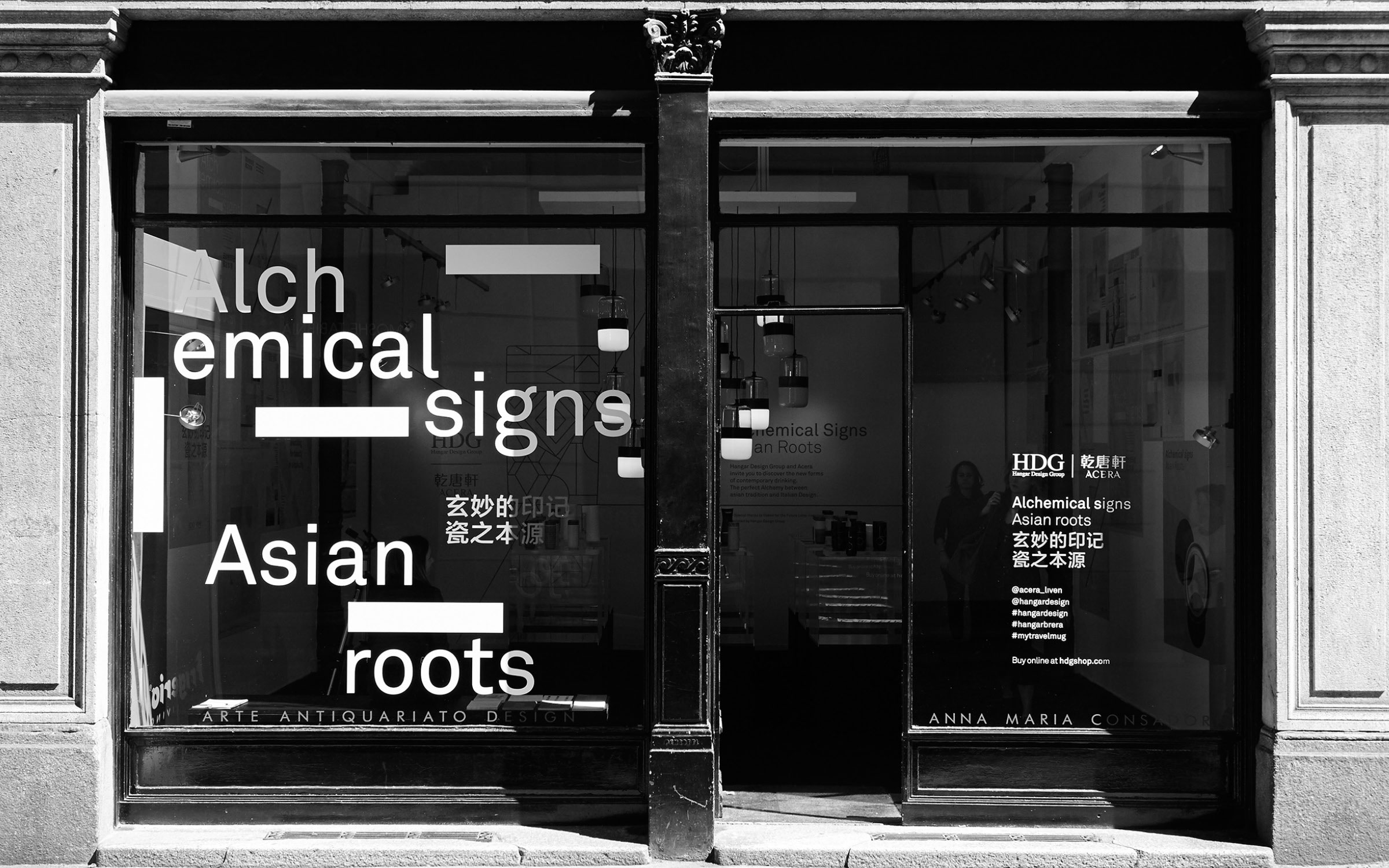 Alchemical Signs, Asian Roots