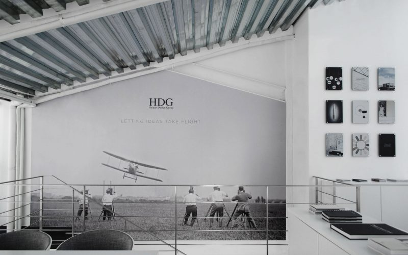 Hangar Shanghai: from Asia to the world.