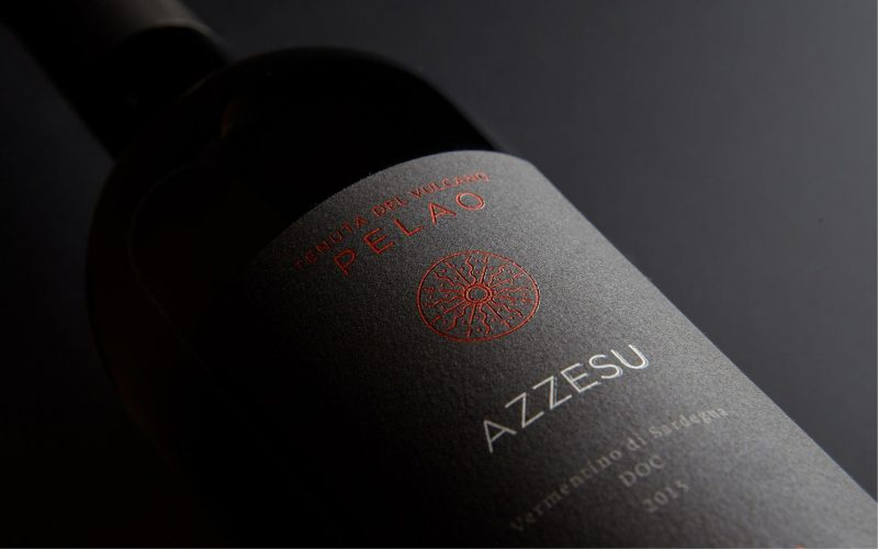 Ledda - A labeling project for a Sardinian winery