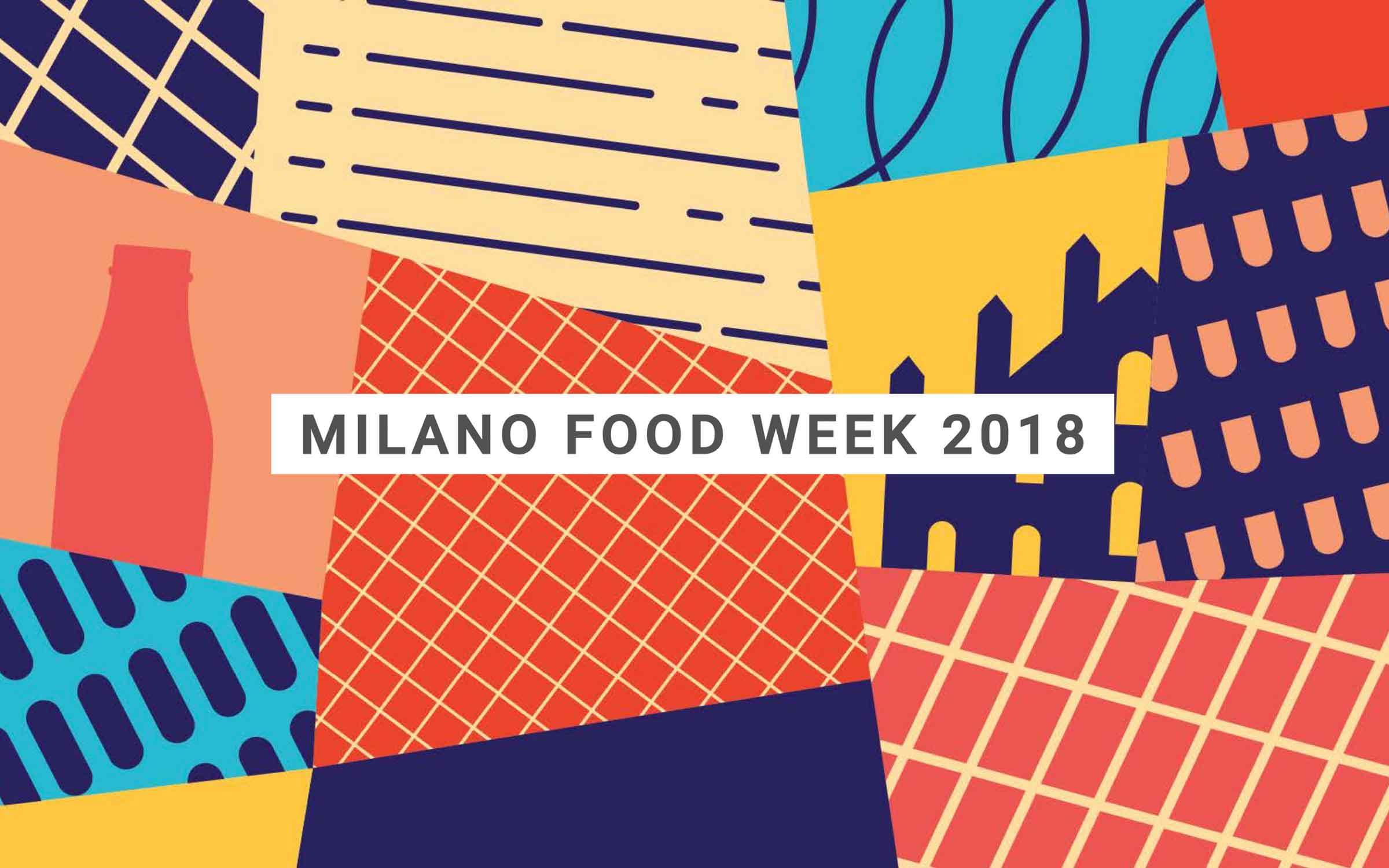 Teaser video of 2018 Milan Food Week by Hangar Design Group