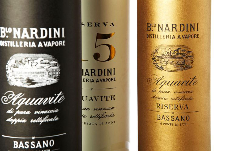 Nardini - A new packaging project for the oldest Italian distillery.