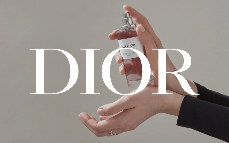 Flavia Arditi per Dior - Art direction for a beauty collab.