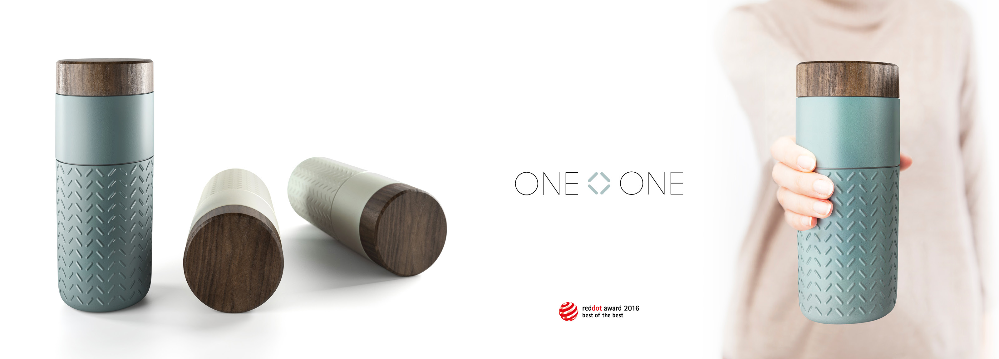 One-O-One, vincitrice del Red Dot Design Award, introduce un nuovo concetto di accessorio firmata Hangar Design Group