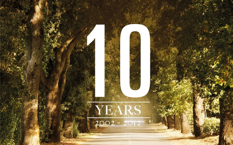Allegrini - Communication campaign for the 10th anniversary of one of Allegrini Estates winery.