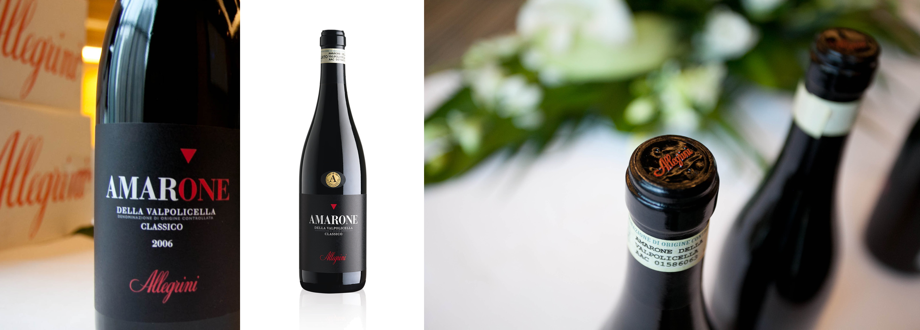 Hangar Design Group held the press conference for the launch of Allegrini's Amarone