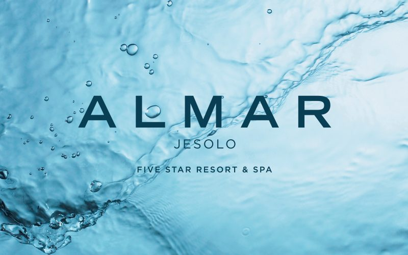 Almar Jesolo - Communication project for the debut of the first five-star resort & spa in Jesolo.