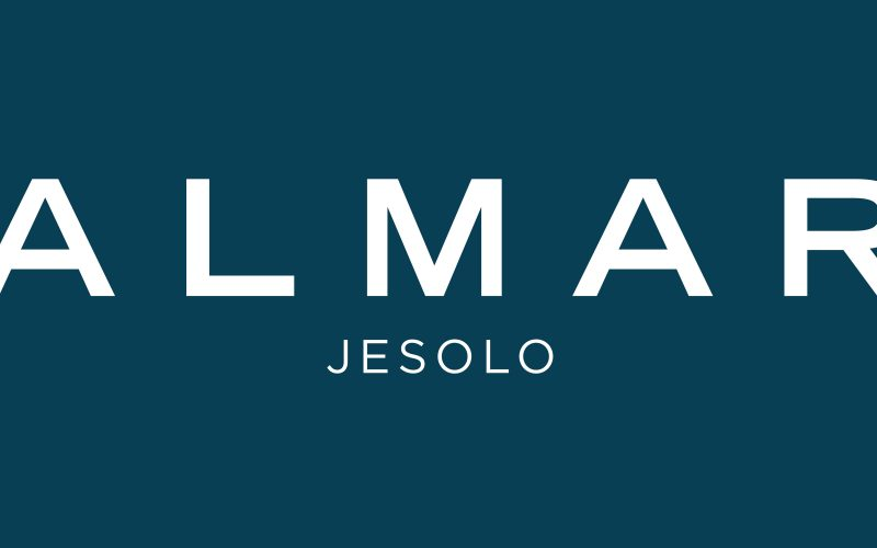 Almar Jesolo - Signage system and packging design for the amenities of a five-star hotel.