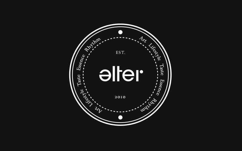 Alter - A website dedicated to the cutting edge of Chinese fashion.