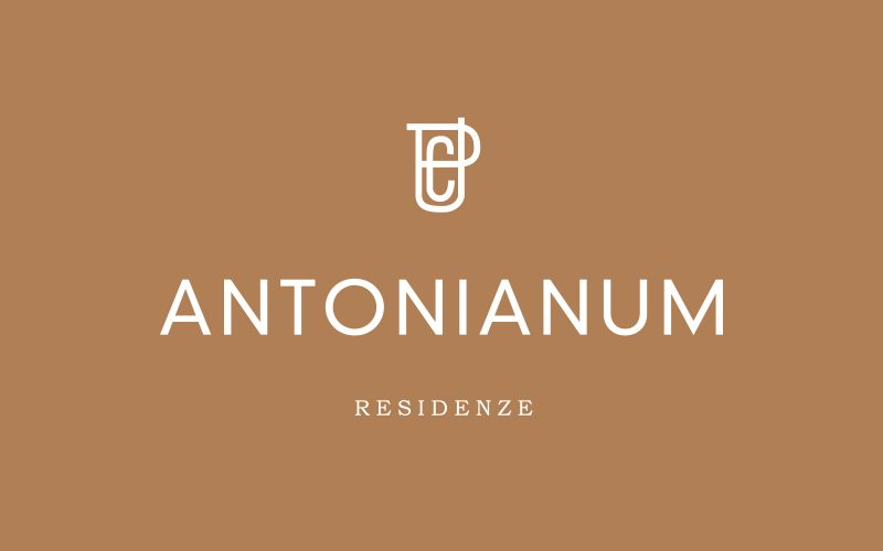 Antonianum - A corporate image for an important real estate project in the centre of Padua.