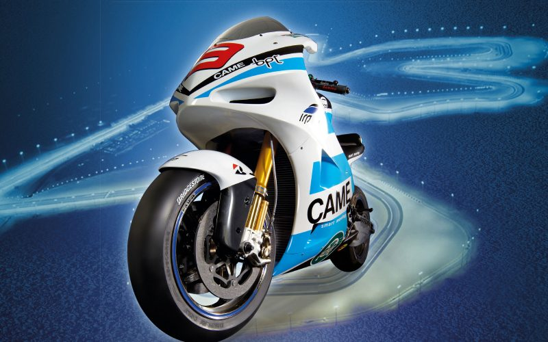 Hangar Design Group a new advertising campaign for Came focused on the MotoGP world.