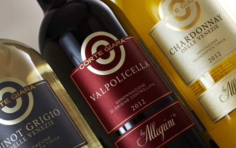 Allegrini - A renowed image for the wines of Allegrini Estates.