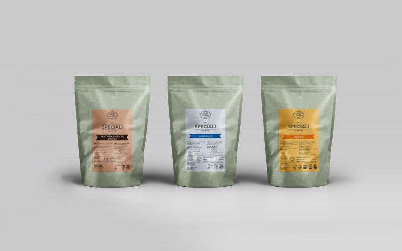 Hangar Design Group developed a renewed brand image for Diemme Caffè