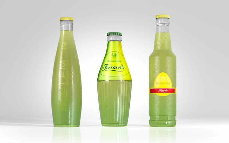 Ferrarelle - Product design for the Italian mineral water producer.