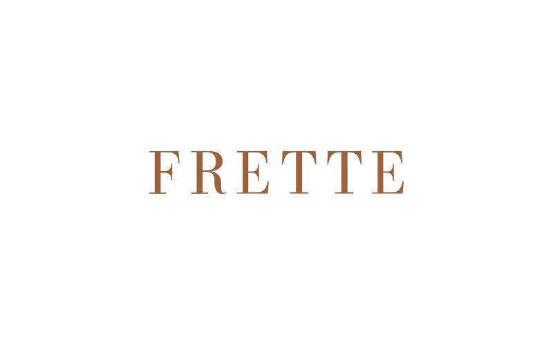 Frette - New communication tools were devised the Frette's hospitality collection.