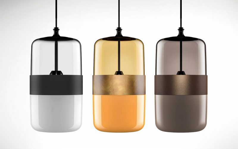 Vistosi - A new collection of lamps with a rationalist twist.