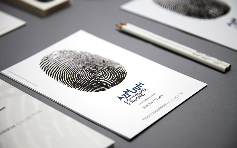Hangar Design Group curated the corporate image and collaterals of the exhibition of Azimuth