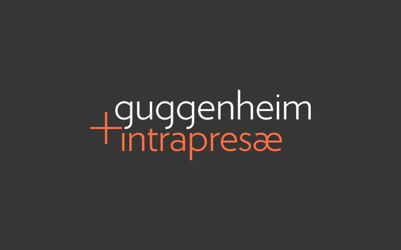 Hangar Design Group redesigns the Guggenheim Intrapresæ brand