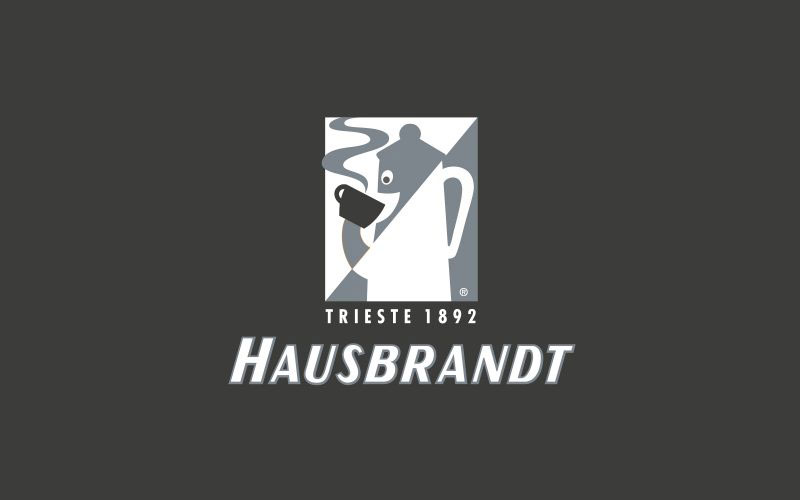 Hausbrandt - A place for a typical Italian coffee ritual now renewed.