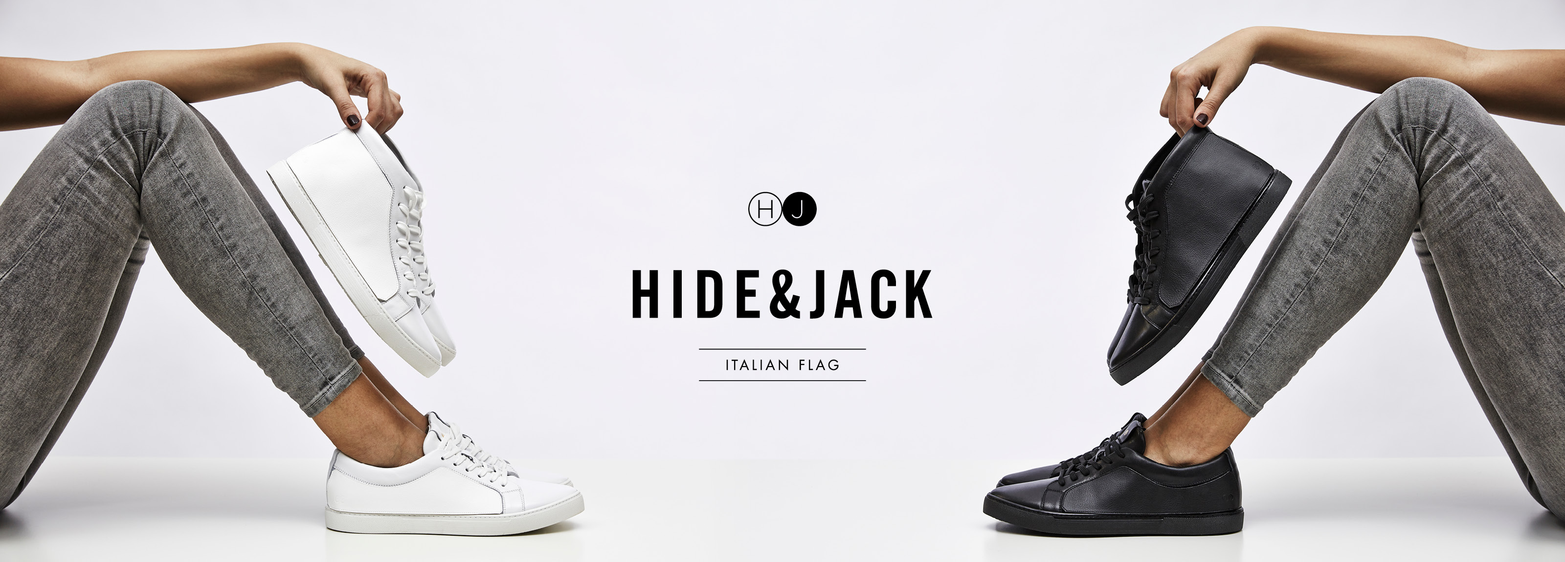 Hide&amp;Jack - Hide&#038;Jack <br> Custom Sneakers