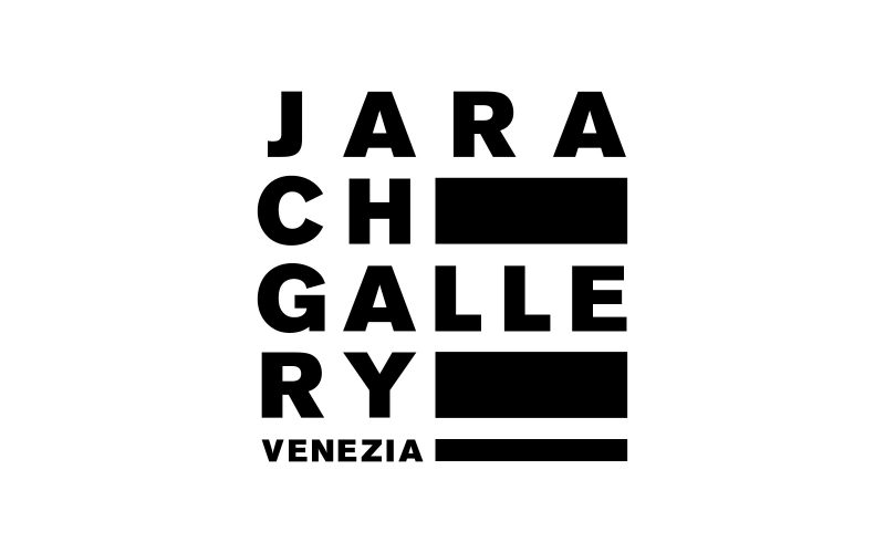 Jarach Gallery - Creation of a new logo for the venetian gallery.