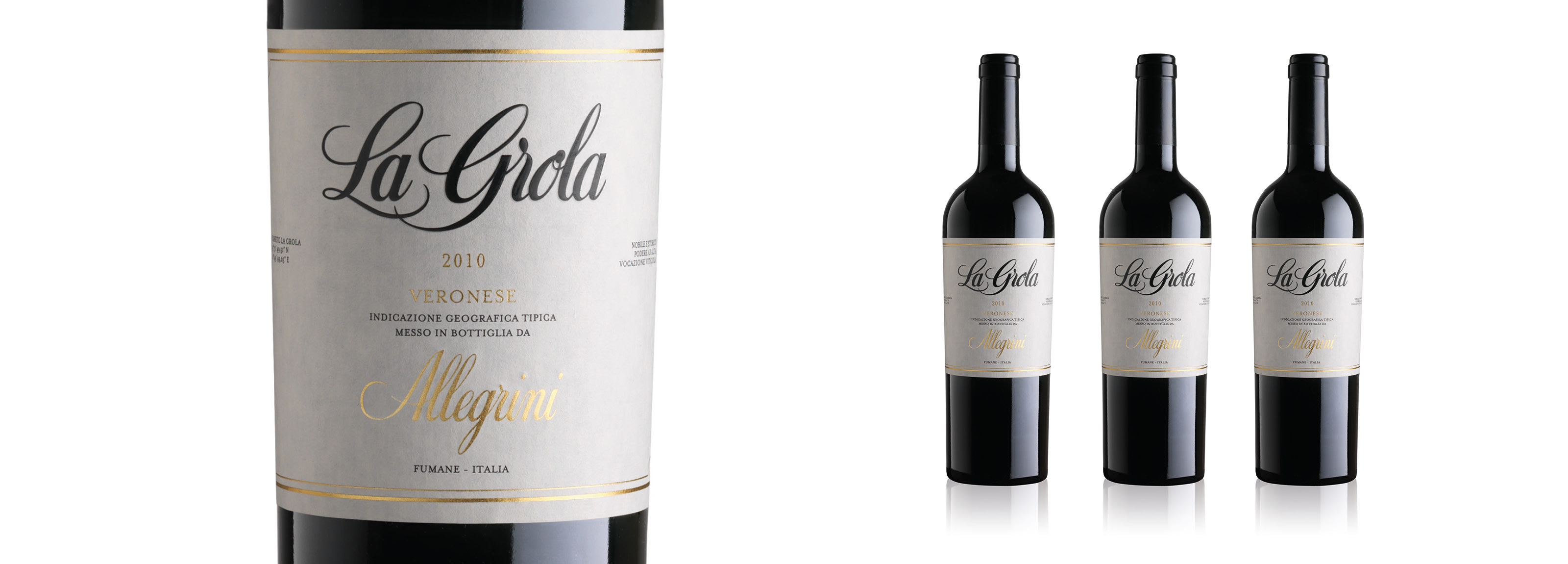 Allegrini - La Grola <br> Redesign of an Iconic Wine Label