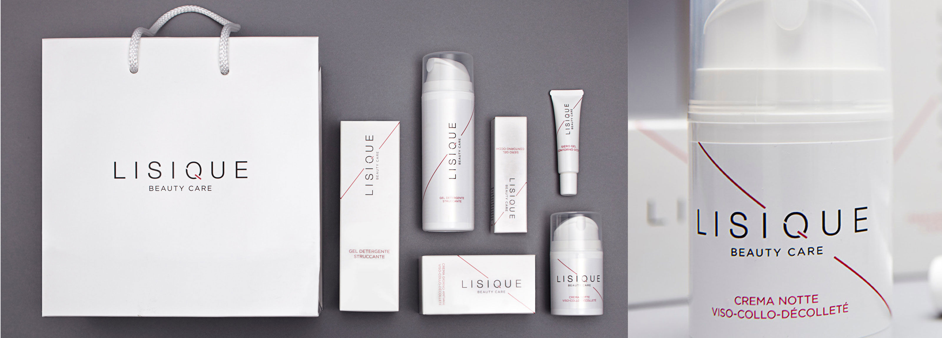 Lisique - Lisique<br>Skin care products
