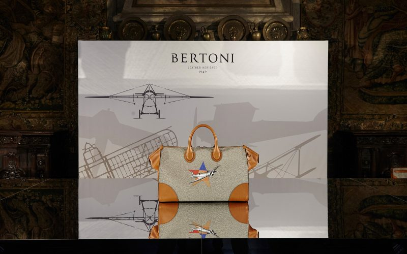 Bertoni 1949 - The new collections presented in Museo Bagatti Valsecchi and La Rinascente.