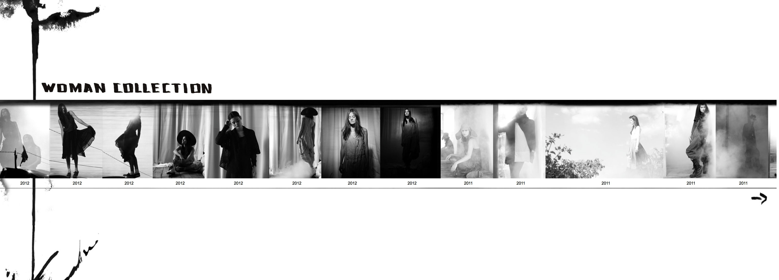 A digital project signed by Hangar Design Group for Lurdes Bergada fashion brand from Spain.
