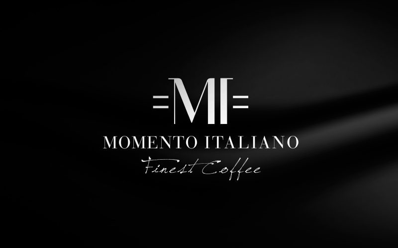 Momento Italiano - Brand image for a new signature of Italian coffee.