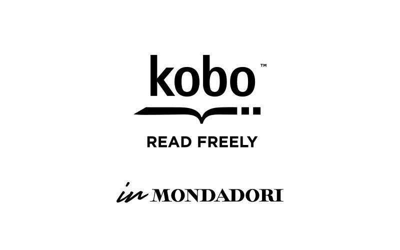 Mondadori - Retail and exhibition design for Kobo e-reader.