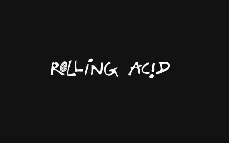Rolling Acid - The fashion brand based in Shanghai, reknown for its innovative capacity and for its spirit of freedom and contradiction, is now online.