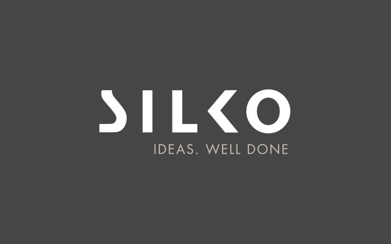 Hangar Design Group developed an updated brand image for Silko