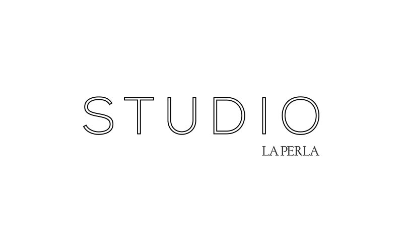 Hangar Design Group signs the logo design and corporate image for the brand Studio La Perla