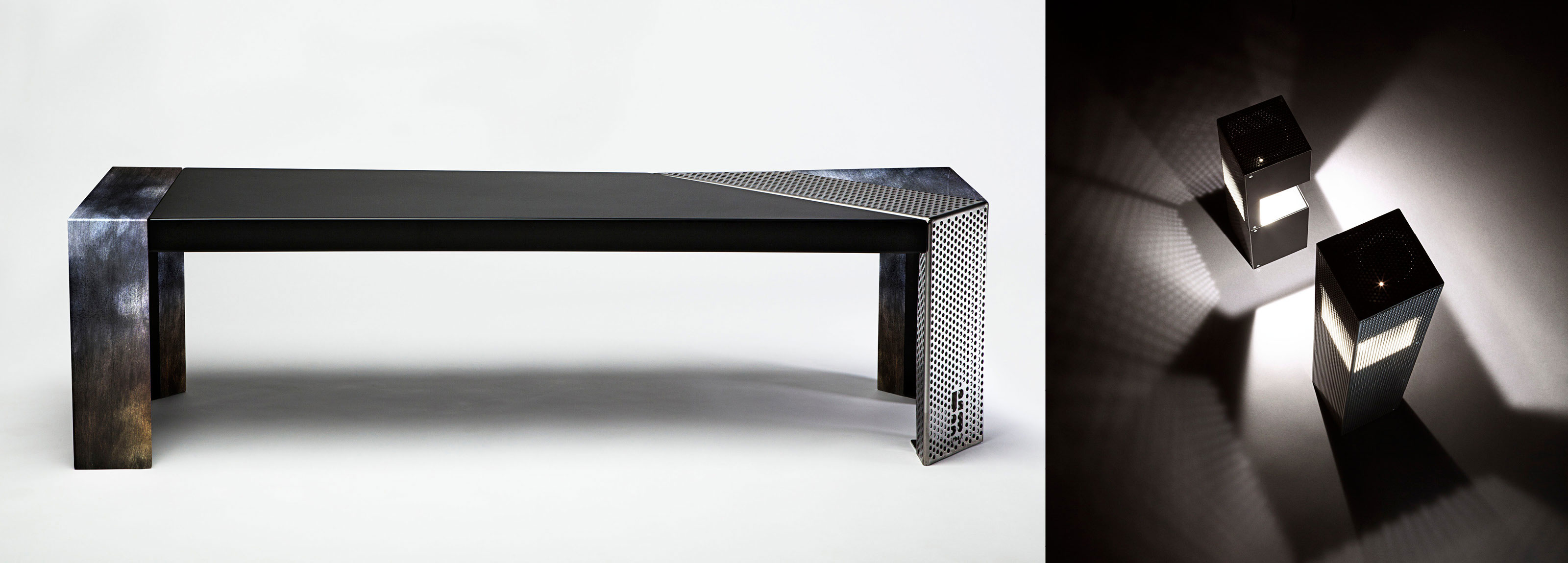 Innovative product design signed by Hangar Design Group for Urbo a urban furniture company.