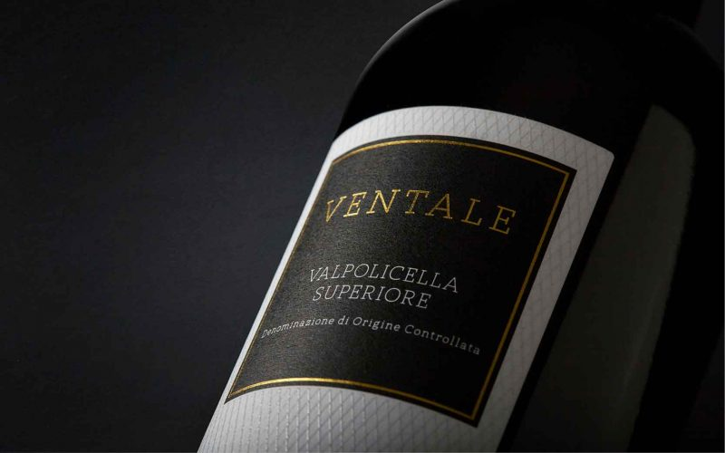 Cantina Santi - A rebranding and labeling project for some fine Valpolicella wines