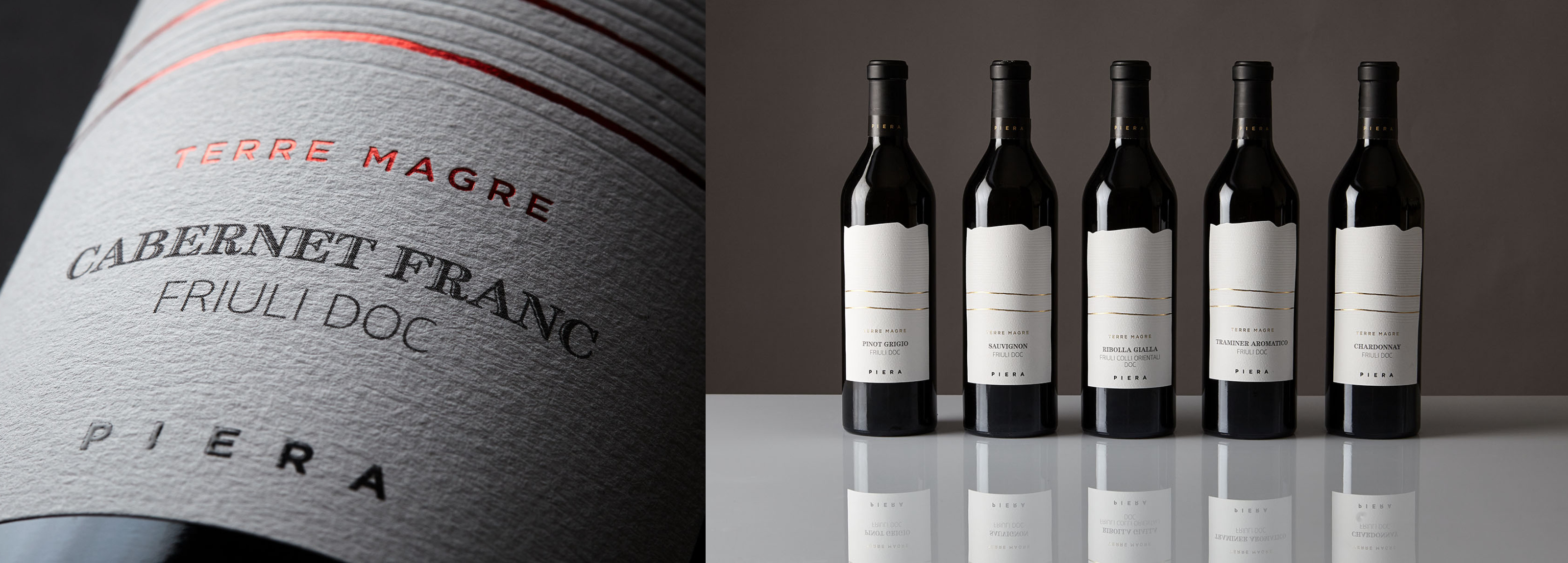 Piera 1899 - A new label for Terre Magre