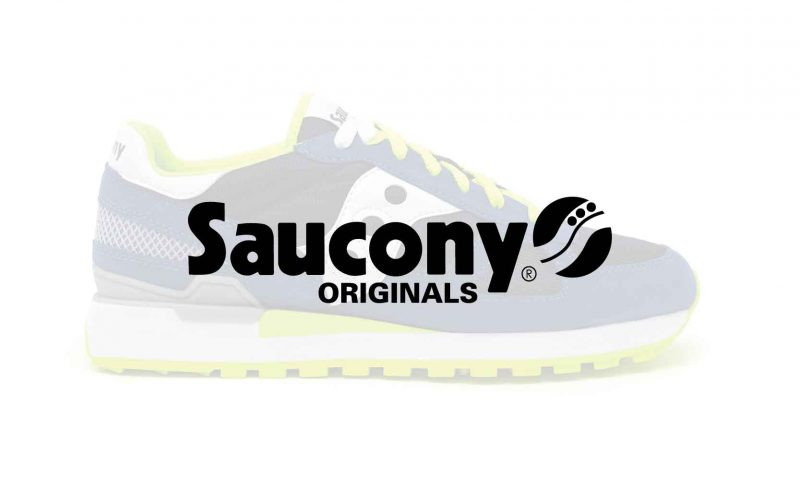 Saucony Originals - A colorful image for an injection of happiness