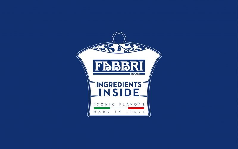 The new logo designed by Hangar Design Group for Fabbri 1905