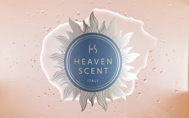 Heaven Scent - A new online platform for an Italian rosé wine
