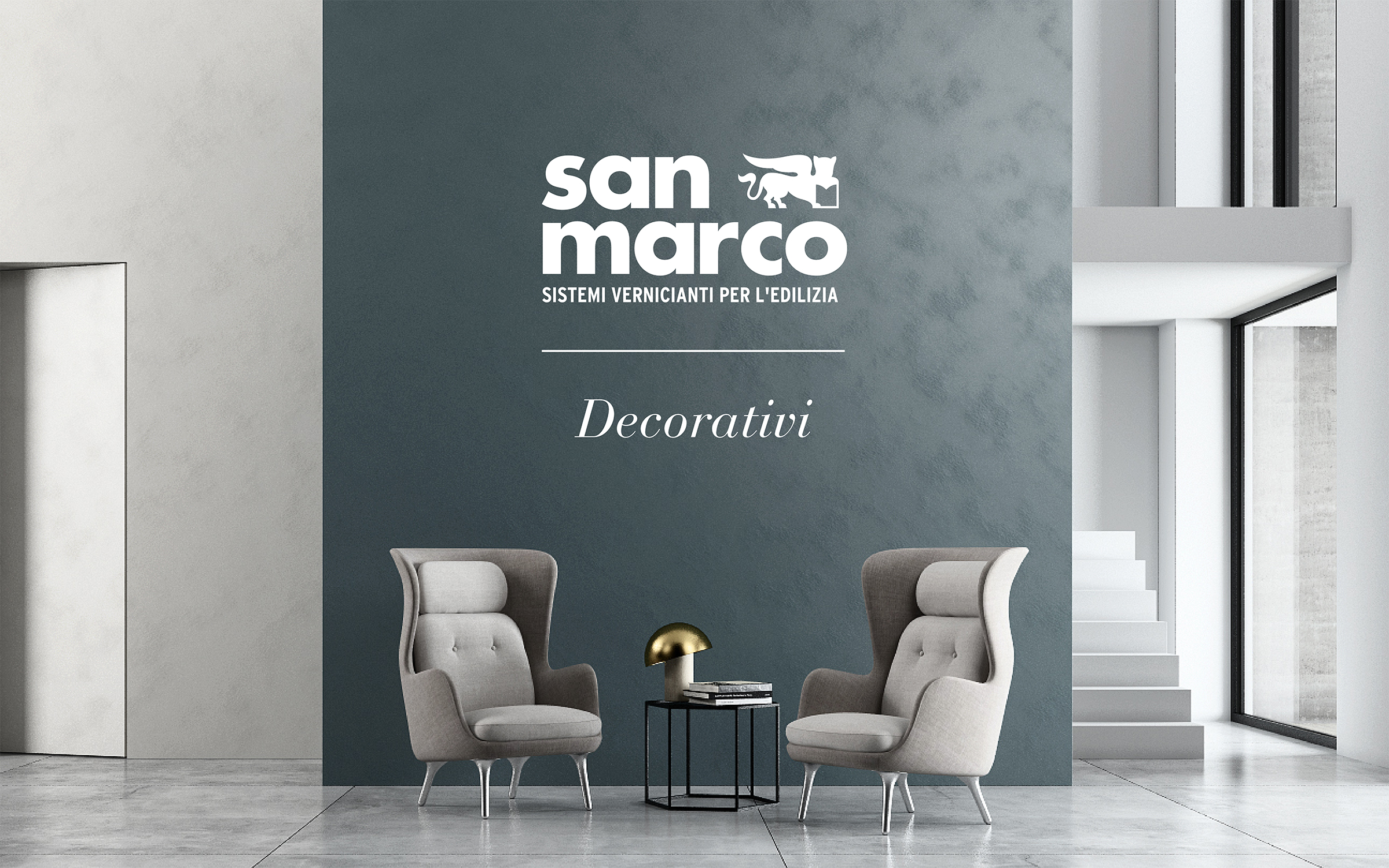 San Marco Decorativi: the architecture of colour