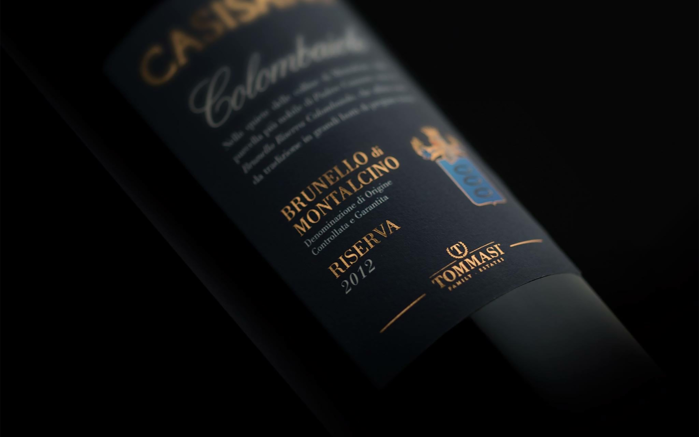 Colombaiolo, an exceptional Brunello