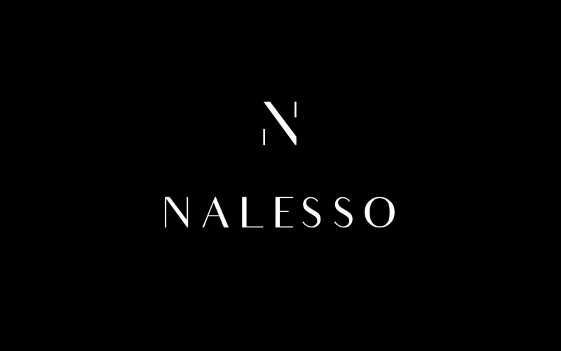 The new logo of Nalesso designed by Hangar Design Group