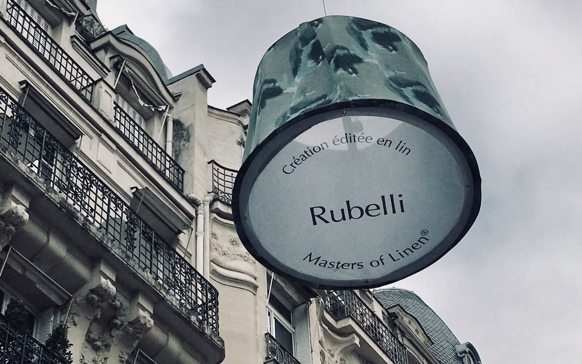 Rubelli at Paris Deco Off 2019 with Hangar Design Group