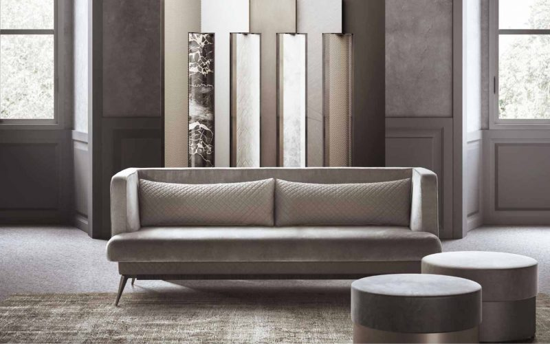 Rossato - A luxurious tailor-made interior design project