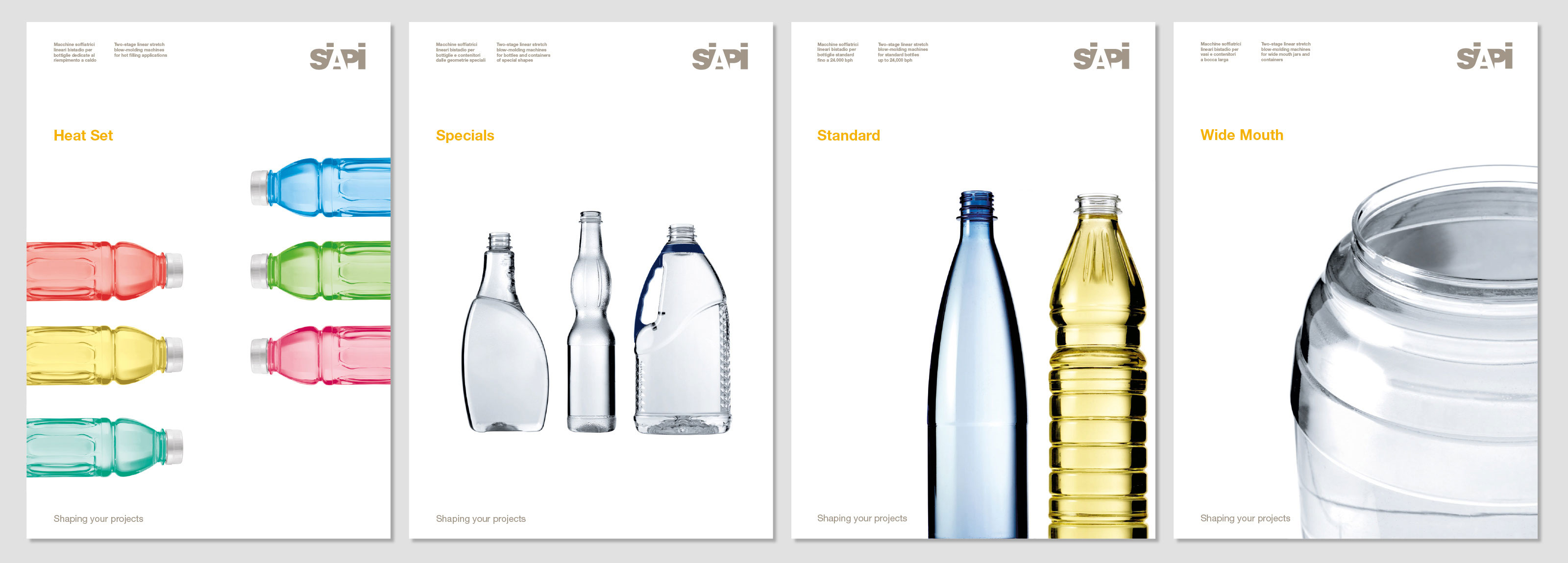 Hangar Design Group curated the whole identity system and corporate image of the brand
